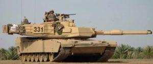«Абрамс» M1A2