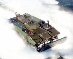 EFV (Expeditionary Fighting Vehicle) США