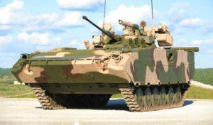 Модернизированная БМП-2