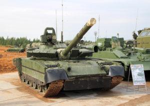 Модернизация Т80