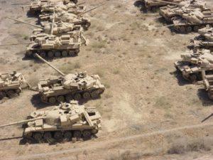 Английские танки