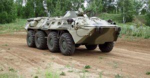 БТР-82В