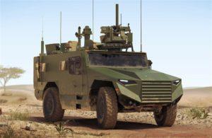 Броневик VBMR Leger (Франция)