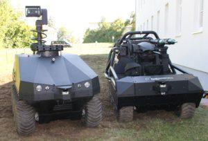 Боевые роботы Германии