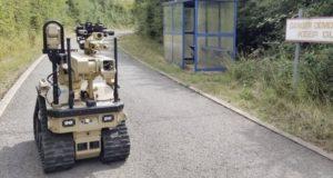 Английскитй робот-сапер